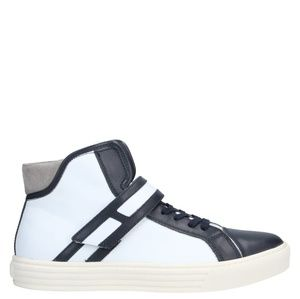 HOGAN REBEL ALMOST NEW WITH LACES AND VELCRO
